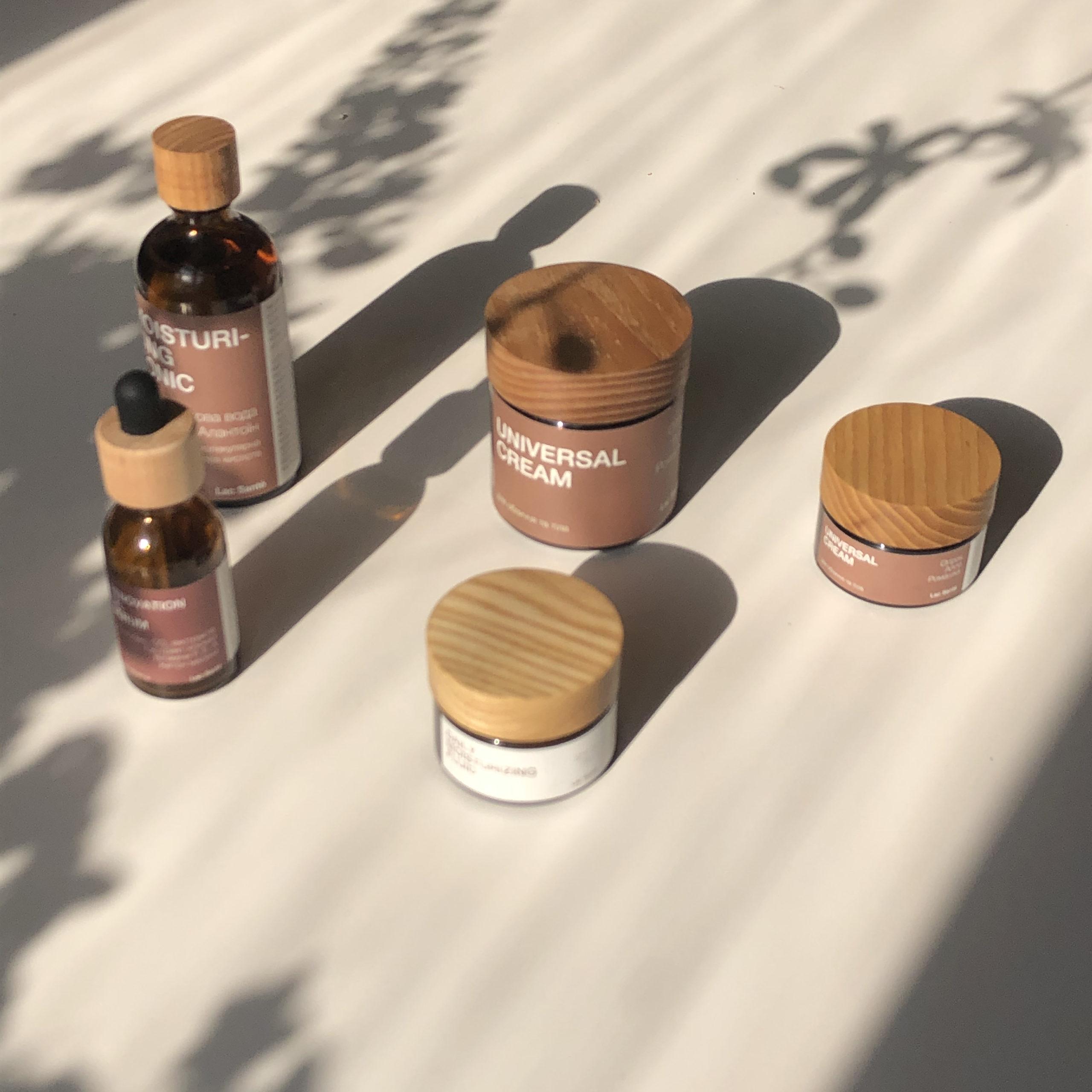 Догляд за шкірою обличчя: огляд базової лінійки BASIC від Lac Santé